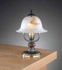 Настольная лампа декоративная 2801-P