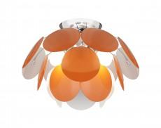 Потолочная люстра 3000/4PL Orange/White
