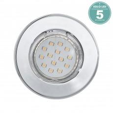 Комплект из 3 встраиваемых светильников Igoa 93228