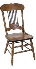Набор стульев Кантри 4752 дуб (5 шт.)
