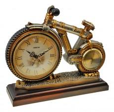 Настольные часы (29х25 см) Велосипед ОМТ 941