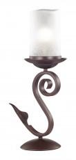 Настольная лампа декоративная Bosta 2438/1T