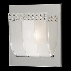 Накладной светильник 7186/1 хром