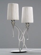 Настольная лампа декоративная Siena 1314
