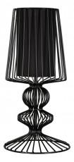 Настольная лампа декоративная Aveiro S 5411 черный I
