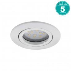 Комплект из 3 встраиваемых светильников Tedo 31683