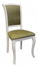 Набор стульев 4788СA сливочно-белый/зеленый (2 шт.)