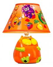 Настольная лампа декоративная D1-58 Orange