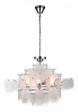 Подвесная люстра Glass-pieces 1424-6PC