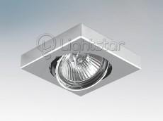 Встраиваемый светильник Mattoni 006244