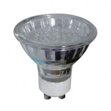 Лампа светодиодная GU10 220В 2Вт 3000K (MR16) 924203