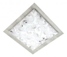 Накладной светильник 2961/3 хром/серый
