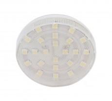 Лампа светодиодная GX53 230В 5Вт 4000K LB-153 25200