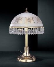 Настольная лампа декоративная 6100-GP