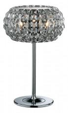 Настольная лампа декоративная Crista 1606/3T