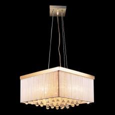 Подвесной светильник 3267/8 золото/белый