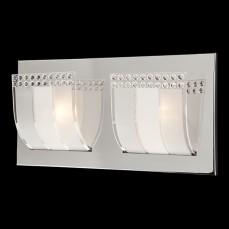 Накладной светильник 7186/2 хром
