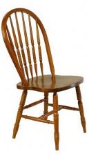 Набор стульев Кантри 4765 дуб (5 шт.)