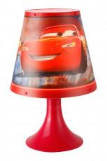 Настольная лампа декоративная Cars 662382