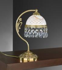 Настольная лампа декоративная 7100-PP