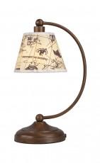Настольная лампа декоративная Giro 1393-1T