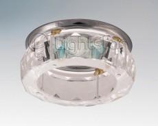 Встраиваемый светильник Crysto 002122
