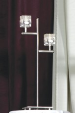 Настольная лампа декоративная Palinuro LSA-7904-02