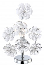 Настольная лампа декоративная Phoenix 51538-1T