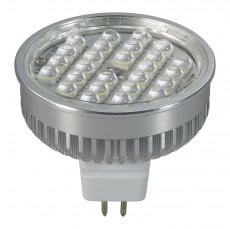 Лампа светодиодная GX5.3 220В 5Вт 3000K 357101