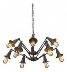 Подвесная люстра Spider 1476-12P