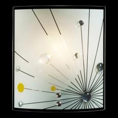 Накладной светильник 3752/1 хром