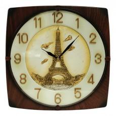 Настенные часы (33.5х33.5 см) 8045