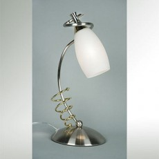 Настольная лампа декоративная Каролина CL120811
