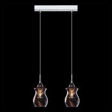 Подвесной светильник 1125/2 хром