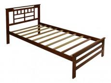 Кровать односпальная 6161К кантри