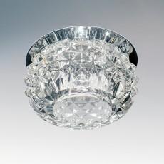 Встраиваемый светильник Cesare Sphe Cr 004254
