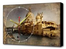 Настенные часы (60х37 см) Венеция BL-2104