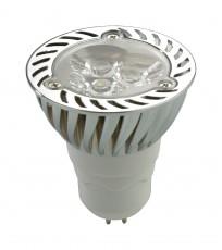Лампа светодиодная GX5.3 220В 3Вт 8000K 357023