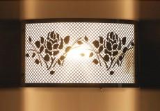 Накладной светильник Flan 2191/1W