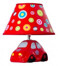 Настольная лампа декоративная D1-16 Red