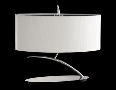 Настольная лампа декоративная Eve 1138