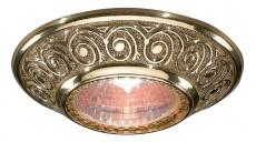 Встраиваемый светильник 7002-bronze