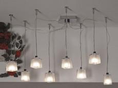 Подвесной светильник Carpenedo LSX-2603-08