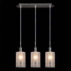 Подвесной светильник 1101/3 хром