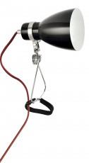 Настольная лампа декоративная Dorm A1409LT-1BK