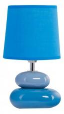 Настольная лампа декоративная 33764 Blue