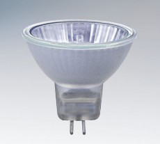 Лампа галогеновая GU5.3 12В 35Вт 3000K (MR16) 921705