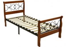 Кровать односпальная 6133