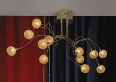 Люстра на штанге Maggiolata LSX-3893-12