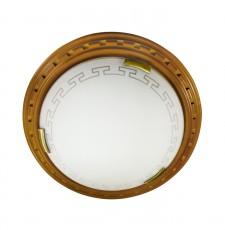 Накладной светильник Greca Wood 1 195